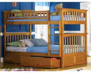 Tempat Tidur Anak 2 Tingkat