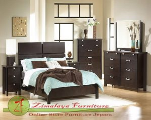 Tempat Tidur Minimalis 1 Set