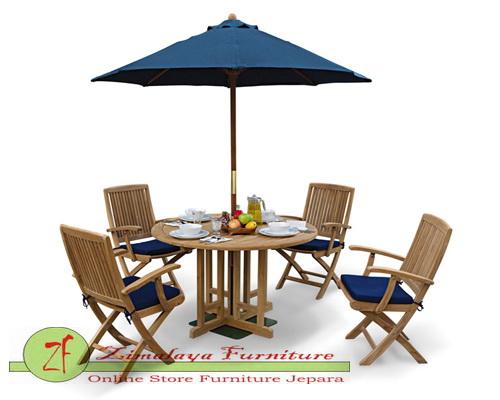 Meja Payung Garden