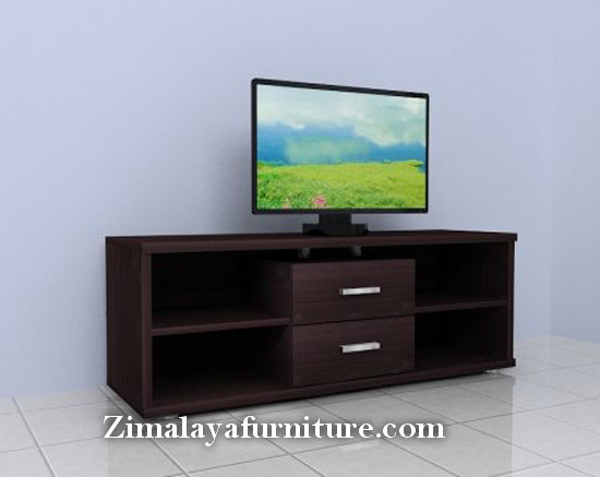 Meja TV Minimalis HPL