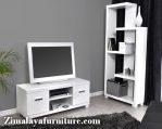Set Meja TV Minimalis
