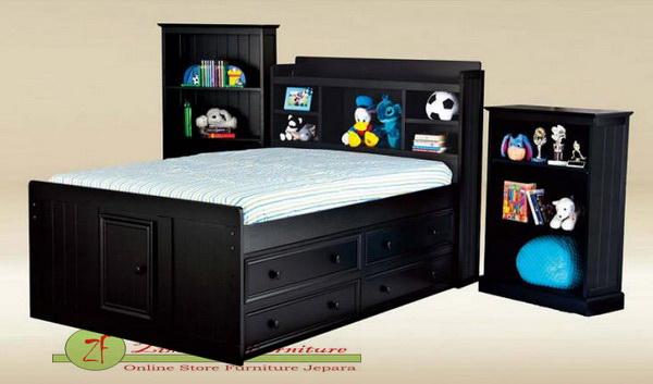 Set Temoat Tidur Anak Minimalis