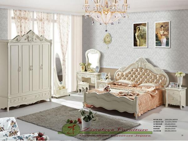 Set Tempat Tidur Cantik