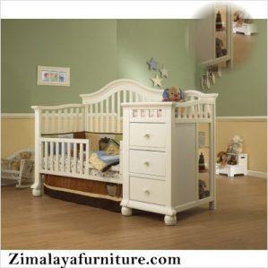Box Bayi Putih Elegan