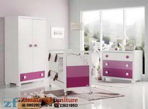 Set Box Bayi Minimalis Putih