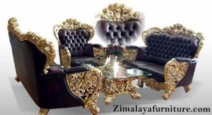 Sofa Ukir Belagio