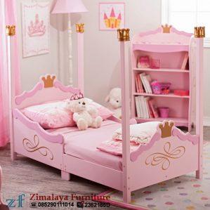Tempat Tidur Anak Putri