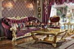 Sofa Tamu Jati Klasik