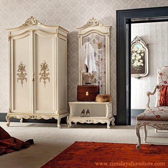 Lemari Pakaian & Cermin