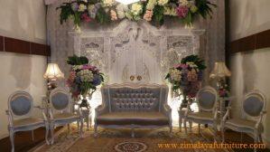 Set Sofa Pengantin Cantik