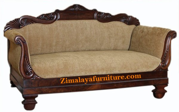 Sofa Antik Jati