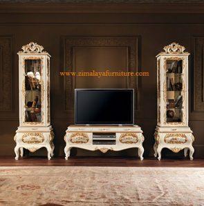 Buffet TV Hias Ruang Tamu