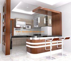 Kitchenset Minimalis Mewah
