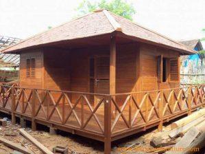 Rumah Kayu Idaman