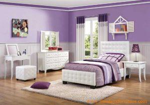 Set Tempat Tidur Anak Modern
