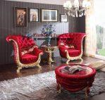 Sofa Couple Ukir