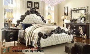 Set Tempat Tidur Antik Mewah