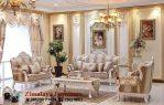 Sofa Tamu Putih Terbaru