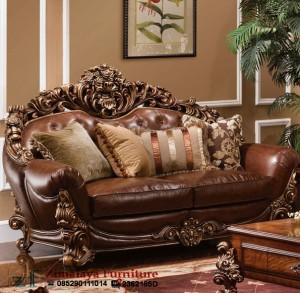 Sofa Tamu Ukiran Mewah