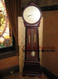 Jam Berdiri Ruang Tamu