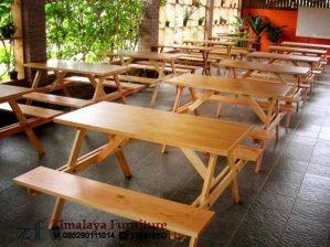 Kursi Meja Cafe