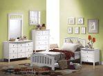 Kamar Set Anak Warna Putih