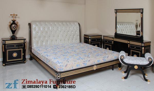 Set Tempat Tidur Mewah Vanity