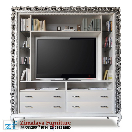 Lemari TV Modern