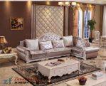 Sofa Tamu Sudut Mewah