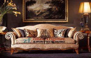 Sofa Santai Model Elegan