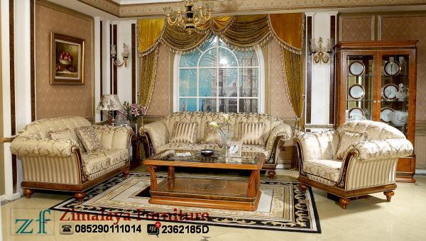 Sofa Tamu Model Timur Tengah