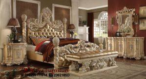 Tempat Tidur Super Victorian