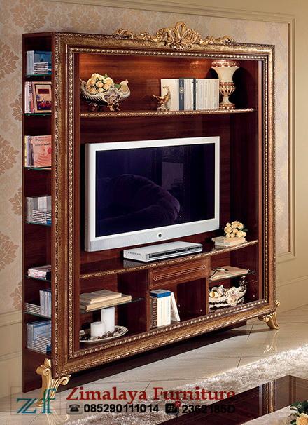Lemari TV LCD Mewah