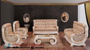 Sofa Tamu Mewah Model Bagong