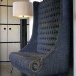 Sofa Sandaran Tinggi 2 Dudukan