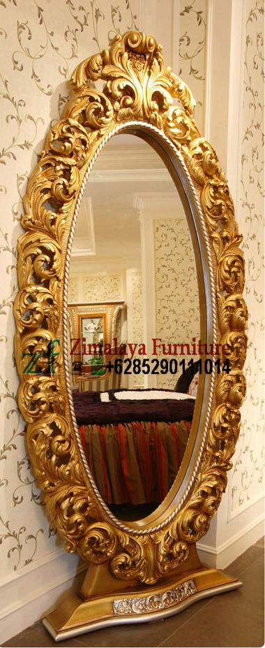 Cermin Model Ukir