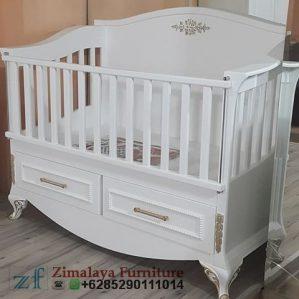 Box Bayi Warna Putih Terbaru