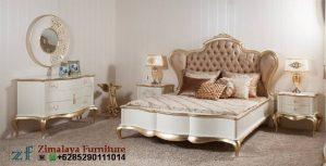 Set Tempat Tidur Model Elegan