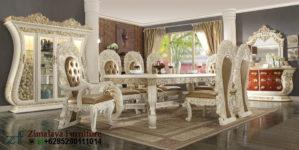 Kursi Makan Klasik Luxury