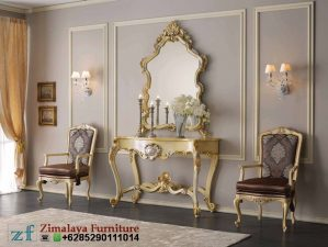 Meja Hias Mirror Model Klasik