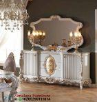 Bufet Hias Klasik Ruang Tamu