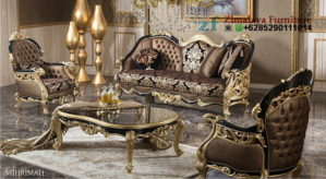 Kursi Tamu Klasik Luxury