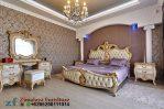 Tempat Tidur Klasik Jati